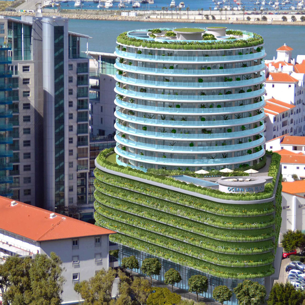 Fastest Car In The World 2015 >> Ocean Spa Plaza | Gibraltar